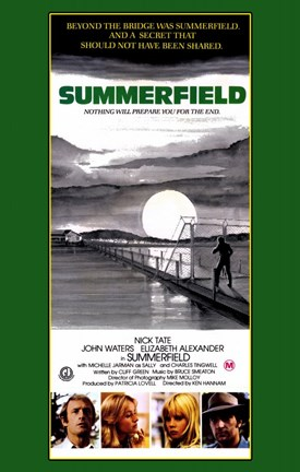Framed Summerfield Print
