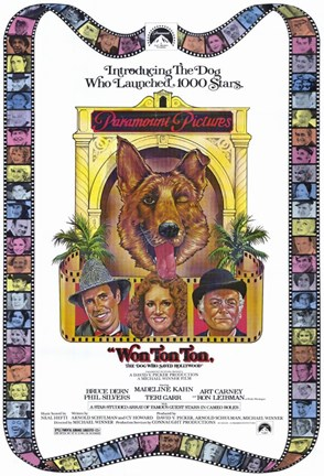 Framed Won Ton Ton: the Dog Who Saved Hollywood Print