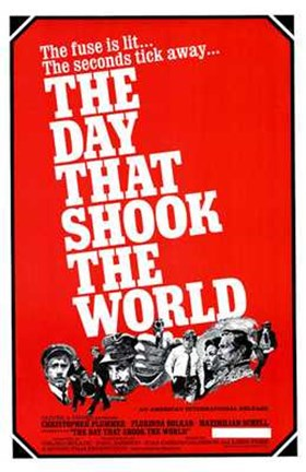 Framed Day That Shook the World Print