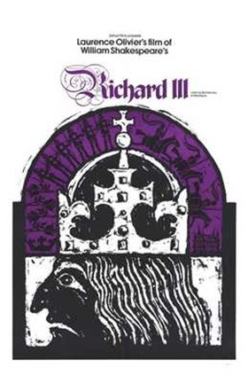 Framed Richard III Print