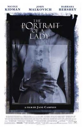 Framed Portrait of a Lady By Jane Campion Print