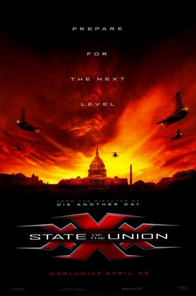 Framed Xxx: State of the Union Film Print