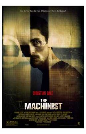 Framed Machinist Print