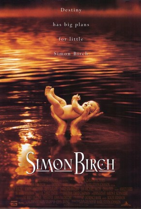 Framed Simon Birch Print
