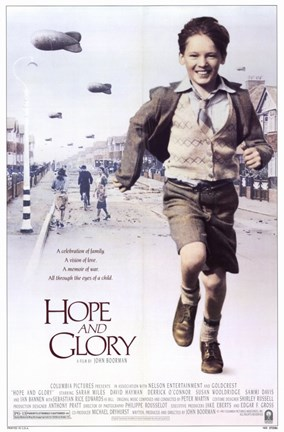 Framed Hope and Glory Print