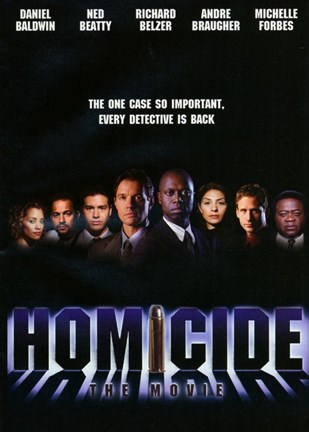 Framed Homicide: the Movie Print