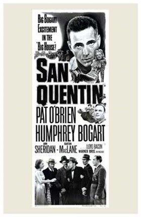 San Quentin Wall Poster by Unknown at FulcrumGallery.com