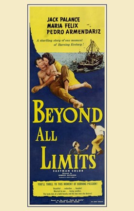 Framed Beyond All Limits Print