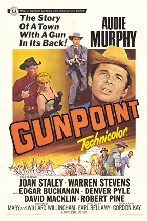 Framed Gunpoint Print