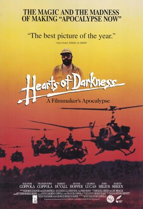 Framed Hearts of Darkness: a Filmmaker's Apocal Print