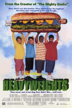 Framed Heavyweights Print