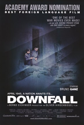 Framed Downfall Print
