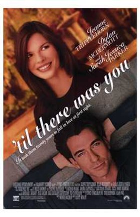 Framed Till There Was You (movie poster) Print