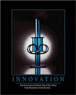 INNOVATION  Wall Poster