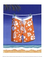 Beach Bound - Boardshorts