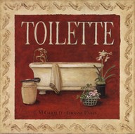 Toilette
