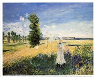Promenade (Argenteuil)  Fine Art Print