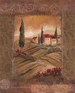 Tuscan Serenity II  Fine Art Print