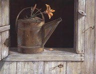 Favorite Watering Can  Fine Art Print