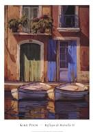 Reflejos de Marsella II Art