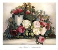 May Basket  Fine Art Print