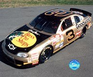 Dale Earnhardt 98' The Winston Bass Pro Shop Monte Carlo Art