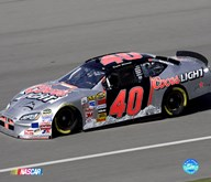 David Stremme #40 Coors light car on track