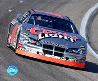 Sterling Marlin Coors car in action on track