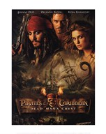 Pirates of the Caribbean: Dead Man&#39;s Chest (skull)