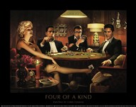 Four of a Kind Art