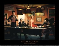 Legal Action Art