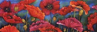 Poppy Parade Art