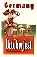 Octoberfest Travel Poster