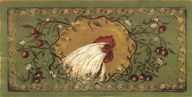 Country Rooster Art
