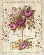 Romantiques Roses  Fine Art Print