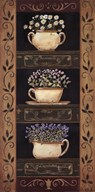 Teacup Herbs II  Fine Art Print