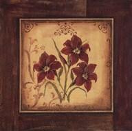 Crimson III  Fine Art Print