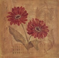 Day Dahlias  Fine Art Print