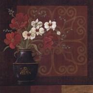 Tranquil Bouquet I  Fine Art Print