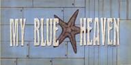 My Blue Heaven  Fine Art Print