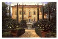 Italian Villa Art