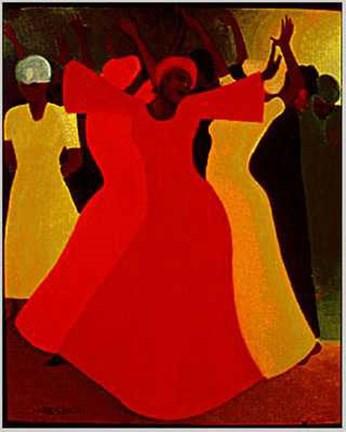 In The Spirit Le Fine Art Print By Bernard Stanley Hoyes