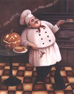 Halloween Chef I Art