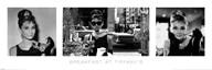 Audrey Hepburn - Breakfast at Tiffany's  Wall Poster