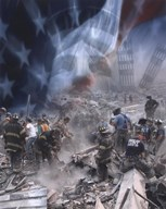 September 11th Collage