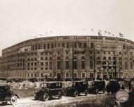 Yankee Stadium  (outside)  Fine Art Print