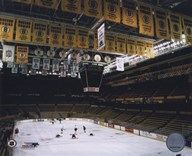 Boston Garden (NHL)  Fine Art Print