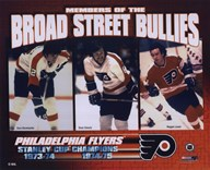 Gary Dornhoefer / Dave Schultz / Reggie Leach - Broad Street Bullies