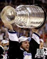 Martin St. Louis - '04 Stanley Cup (#06)  Fine Art Print