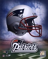New England Patriots Helmet Logo
